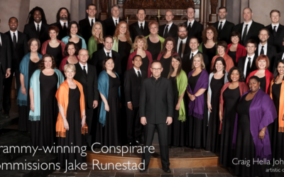 Grammy-winning Conspirare Commissions New Work