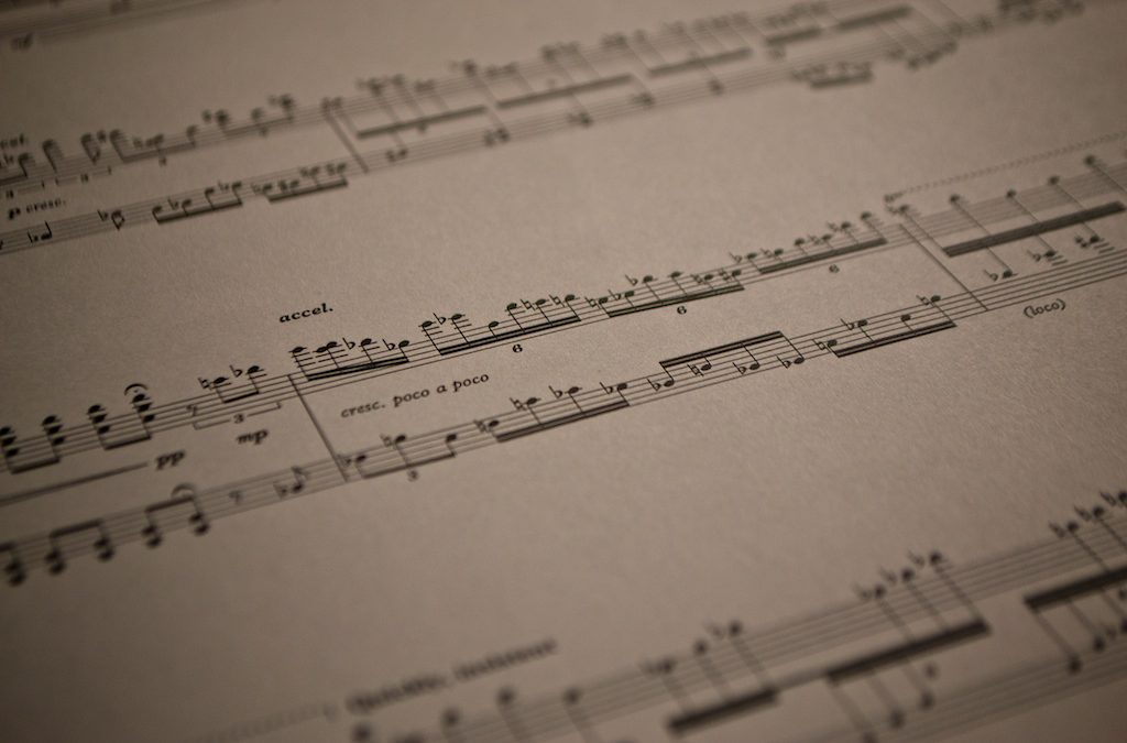 """""""Dreams of the Fallen"""" – rehearsal excerpts"""