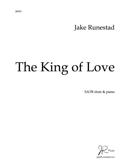 The King of Love title