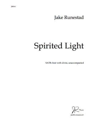 Spirited Light