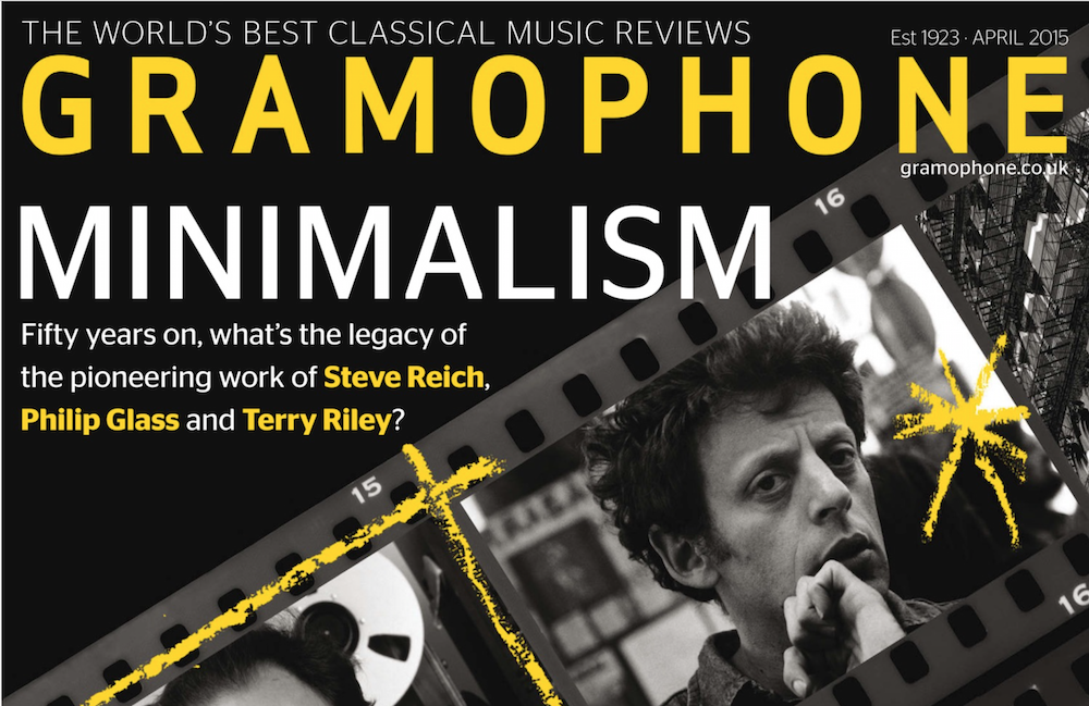 Review in Gramophone